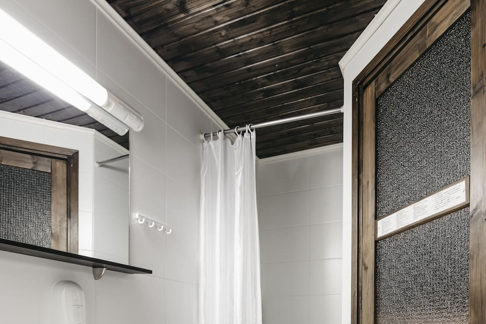 Twin Room, Sauna - Bilik mandi