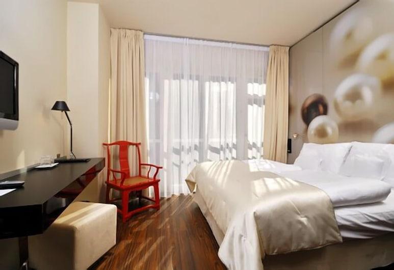 Hotel Perla, Praha, Dobbelt- eller tomannsrom – standard, Gjesterom