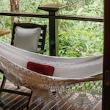 開放式套房, 花園景觀 - 陽台