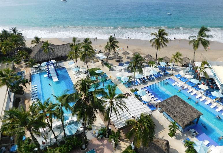 Fontan Ixtapa Beach Resort - All Inclusive, Ixtapa, Piscina