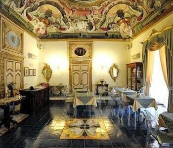 Selline näeb välja Hotel Floridiana, Amalfi