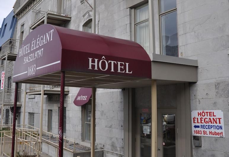 Hotel Elegant, Montreal
