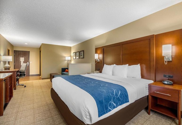 Comfort Suites Cedar Falls, Cedar Falls, Suite, Non Smoking, Guest Room