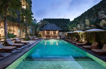 Foto van Ubud Village Hotel in Ubud