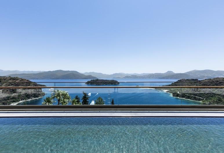 D Maris Bay, Marmaris, Terrace/Patio