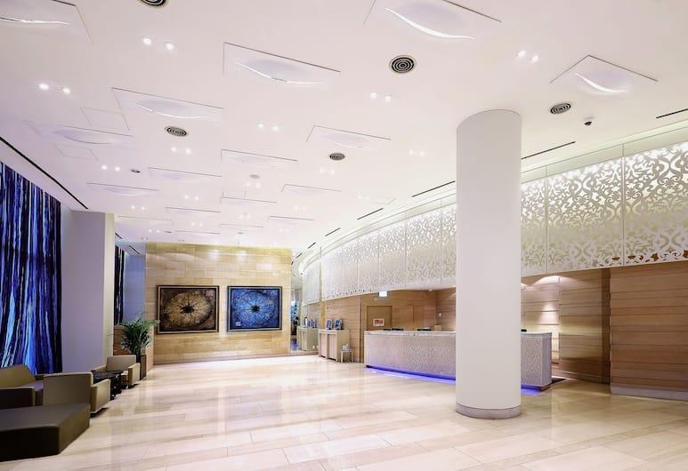 西方最佳國都高級飯店, 首爾, 大廳
