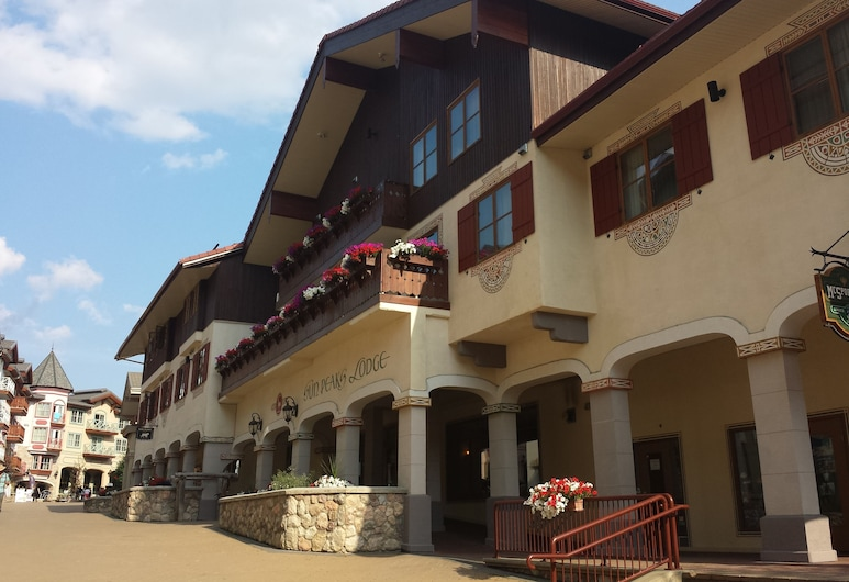 太陽峰旅館, 太陽峰