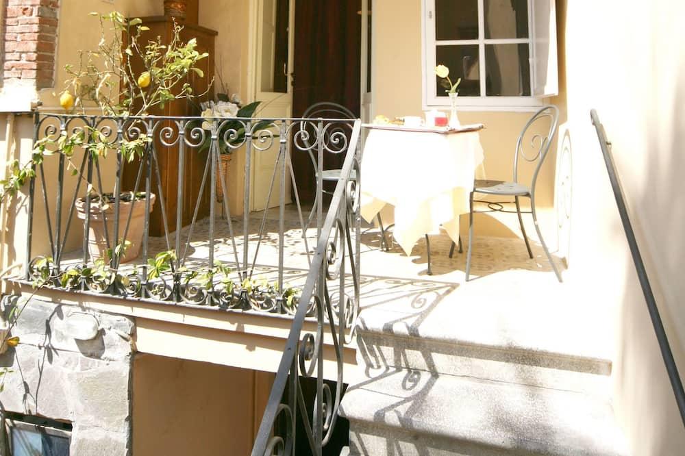Suite - Balkong