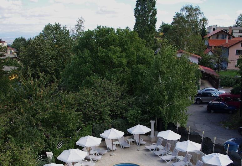 Hotel Atlantic, Sofia, Outdoor Pool