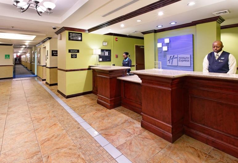 Holiday Inn Express Hotel & Suites Trincity Trinidad Airport, Piarco, Reception