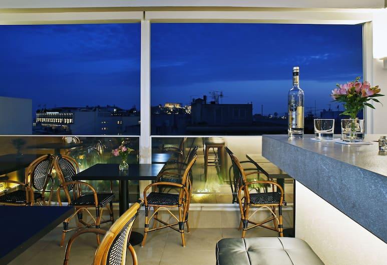로젠지 호텔, 아테네, 테라스/파티오