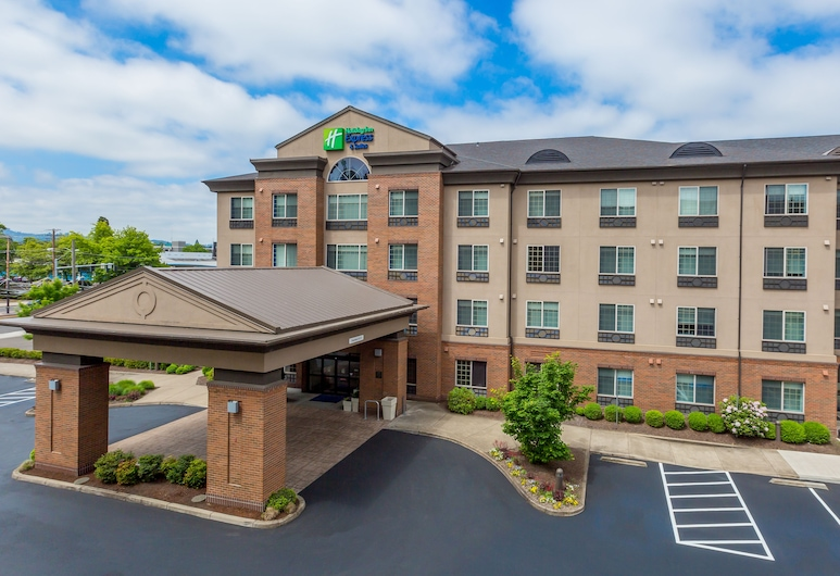 Holiday Inn Express Hotel & Suites Eugene Downtown-University, an IHG Hotel, Юджін