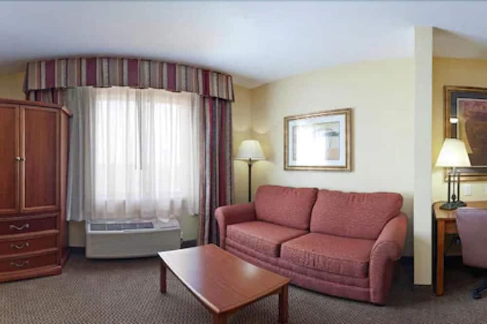 Suite, 1 Bedroom (1 King) - Bilik Rehat