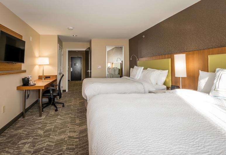 SpringHill Suites by Marriott Denton, Denton, Lakosztály, 1 hálószobával, Vendégszoba