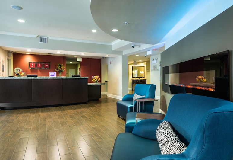 TownePlace Suites by Marriott Baltimore BWI Airport, Linthicum Heights, Lobby