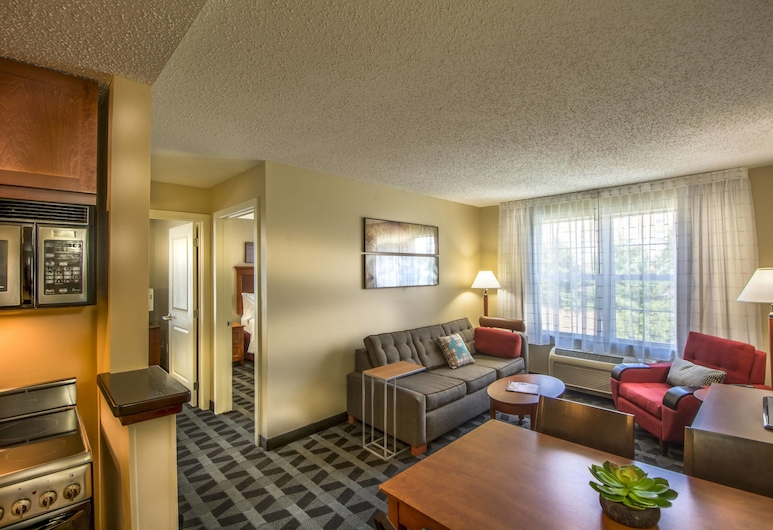 TownePlace Suites by Marriott Baltimore BWI Airport, Linthicum Heights, Suite, 2 habitaciones, para no fumadores, Habitación