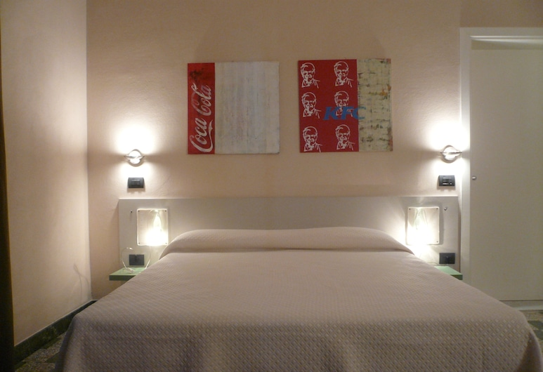 Lucca In Villa Elisa & Gentucca, לוקה, חדר זוגי, חדר אורחים