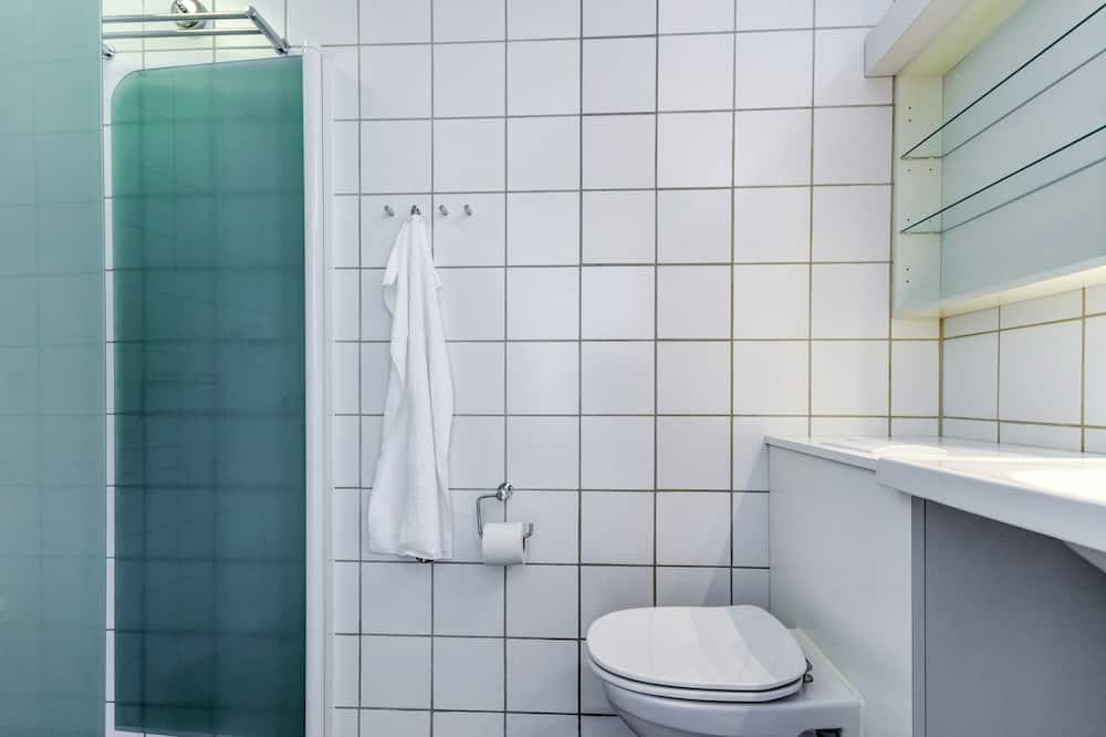 豪華公寓, 2 間臥室, 露台 - 浴室