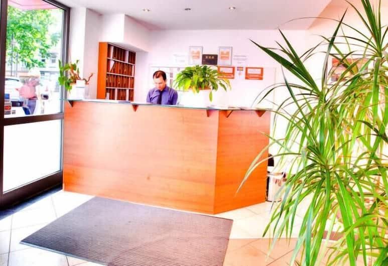 喜馬拉雅法蘭克福美因飯店, 法蘭克福, 櫃台