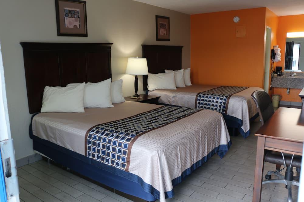 Pokój standardowy, 2 łóżka queen, dla palących - Pokój