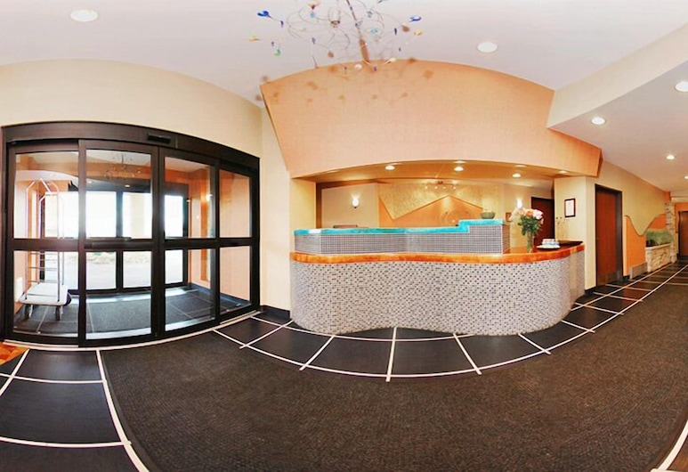 Comfort Inn & Suites, Washington, Recepción