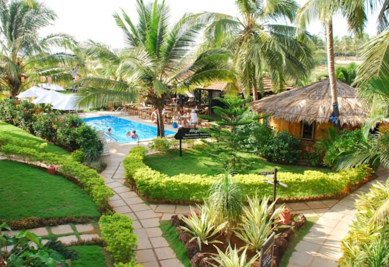 Santana Beach Resort, Candolim, Πισίνα