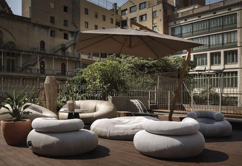 ICON BCN by Petit Palace, Barcelona, Área de estar