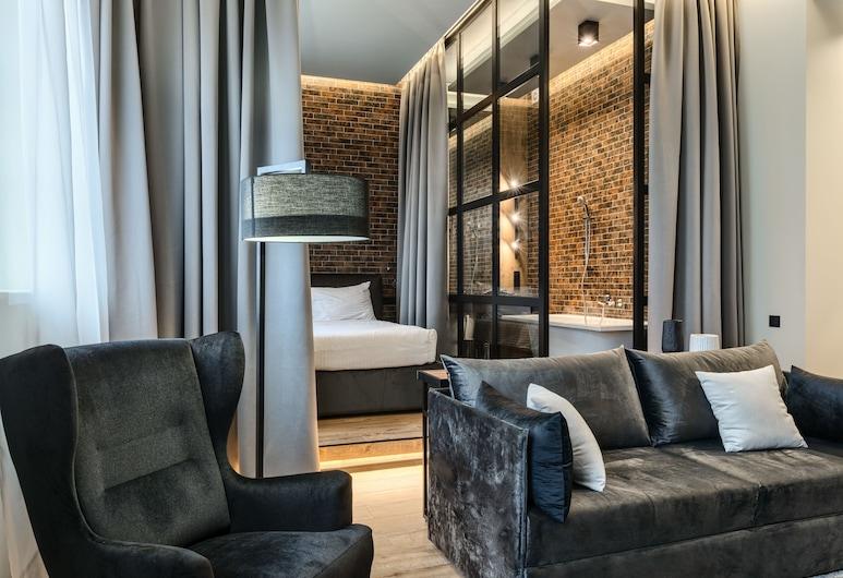 Number 21 by DBI, Kyiv, Suite, 1 Bedroom, Guest Room