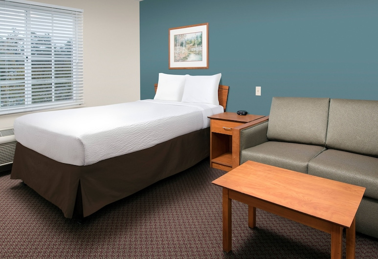 WoodSpring Suites Tallahassee Northwest, Tallahassee, Habitación estándar, 1 cama doble, con acceso para silla de ruedas, para no fumadores (Bathtub), Habitación