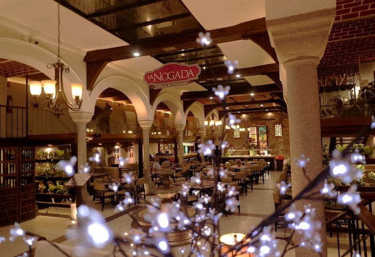 Collection O Hotel Del Portal, Puebla, Restaurant