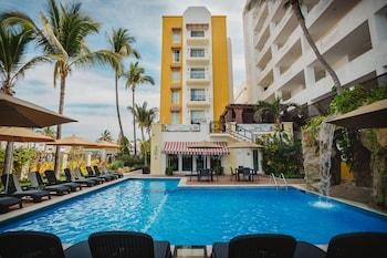 Foto van Best Western Hotel Posada Freeman Zona Dorada in Mazatlan