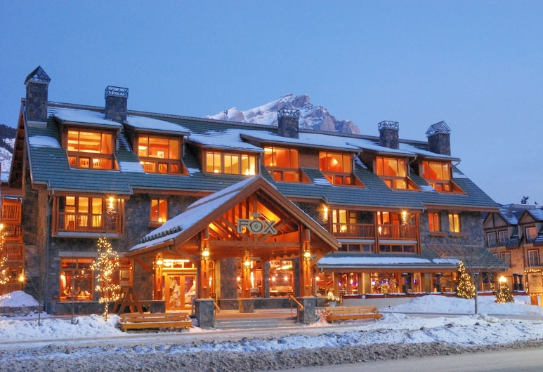 The Fox Hotel and Suites, Banff, Sissepääs