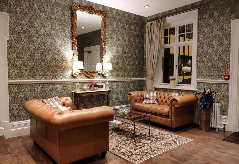 Caer Beris Manor, Builth Wells, Lobby