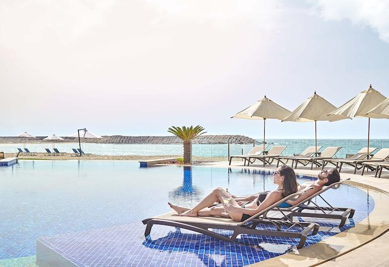 فندق فور سيزونز سان إستيفانو بالإسكندرية, الأسكندرية, حمّام سباحة لا مُنتهي
