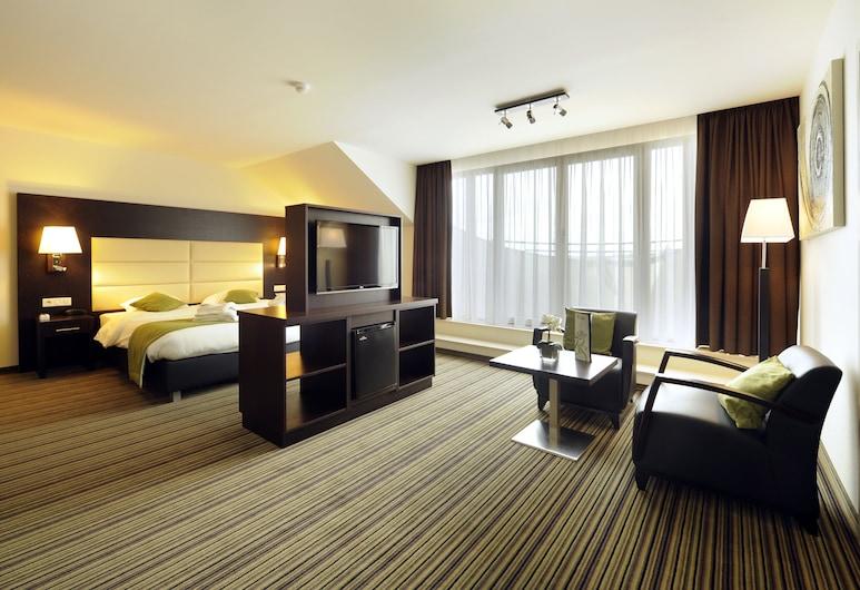 Van Der Valk Hotel Charleroi Airport, Charleroi, Wellness Suite, Guest Room