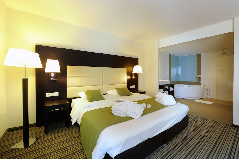 Van Der Valk Hotel Charleroi Airport Suite Guest Room