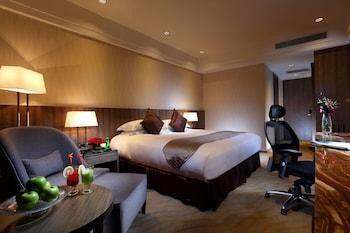 上海、ディジョン ホテル 上海 ホンチャオ エアポート (上海帝璟丽致大酒店)の写真