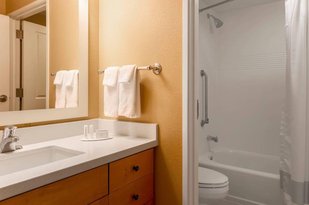 Suite, 2 habitaciones, para no fumadores - Baño