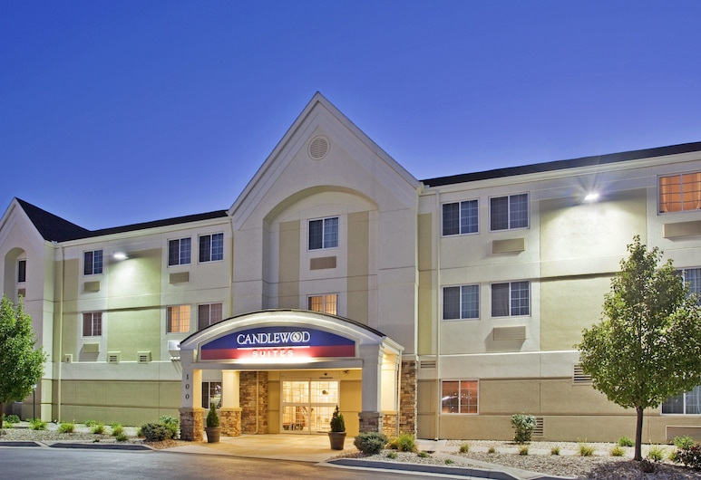 Candlewood Suites Junction City Fort Riley, Junction City, Välisilme