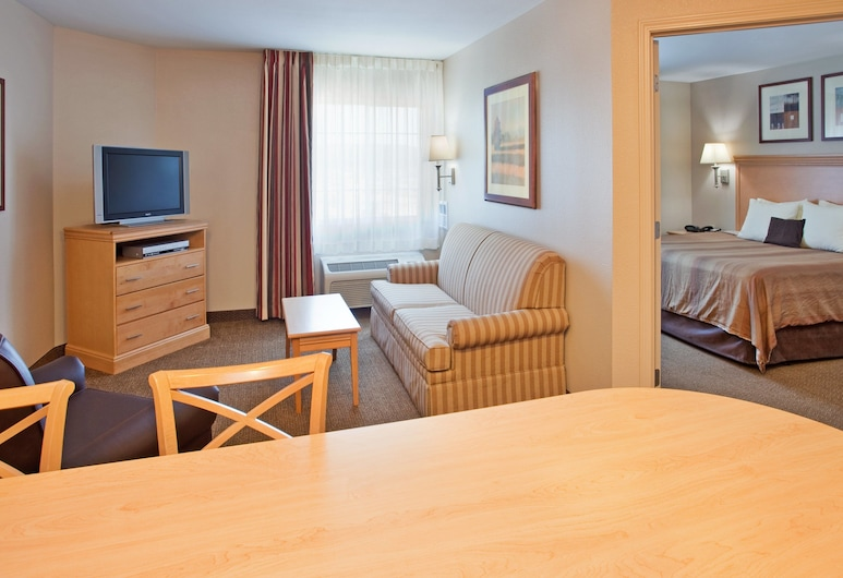Candlewood Suites Junction City Fort Riley, an IHG Hotel, Junction City, Zimmer, 1 Schlafzimmer, barrierefrei (Hearing, Mobility), Zimmer