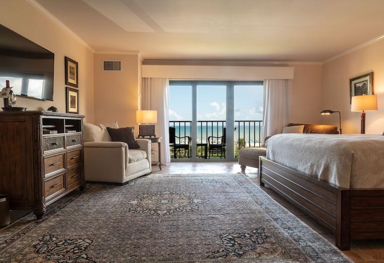 The Inn at Cocoa Beach, Cocoa Beach, Liukso klasės kambarys, vaizdas į vandenyną, Svečių kambarys