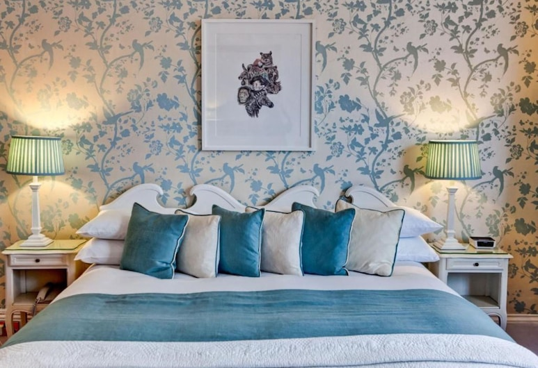 The Claremont, Hove, Deluxe Double Room, Guest Room