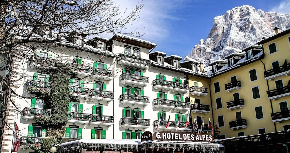 Grand Hotel des Alpes, San Martino di Castrozza