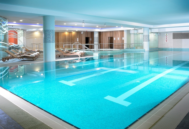 Limerick Strand Hotel, Limerick, Contemporary Twin, Pool