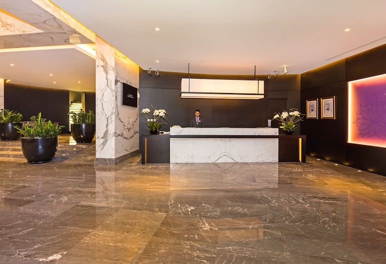 Flora Park Deluxe Hotel Apartments, Dubai, Lobby