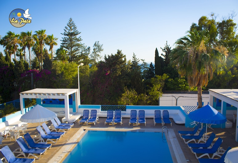 Residence La Paix, Hammamet, Piscine en plein air