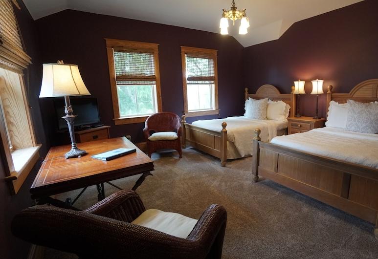 Cameron House Inn, Manteo, Izba typu Premium, Hosťovská izba