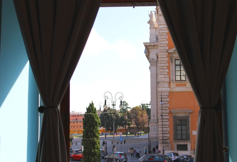巴西利卡廣場民宿酒店, 羅馬, 雙人房, 獨立浴室, 客房