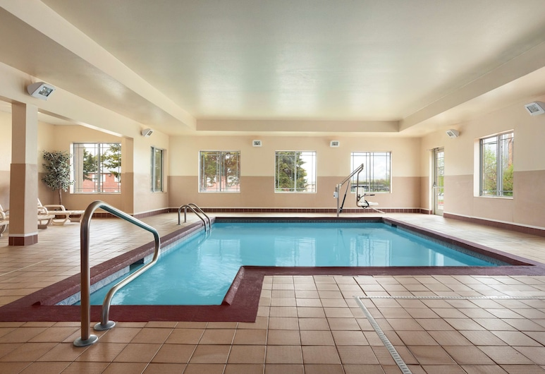 Country Inn & Suites by Radisson, Columbia, MO, Columbia, Innendørsbasseng