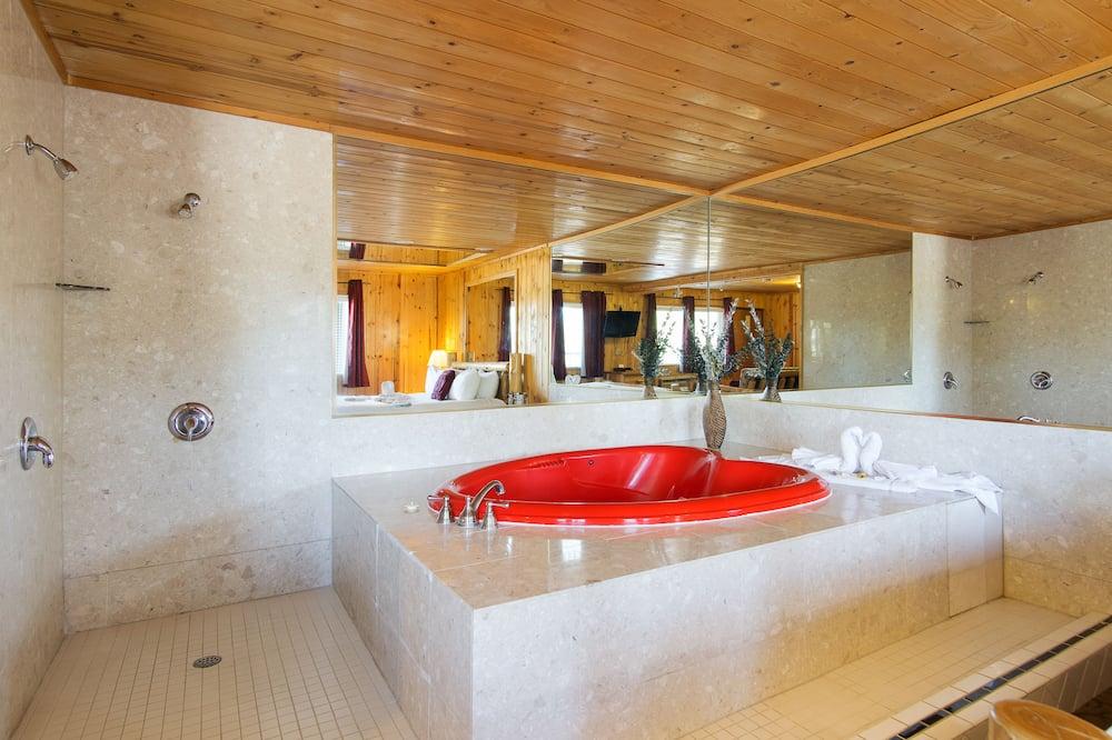 Suite, 1 King Bed (Alpine Suite) - Bathroom